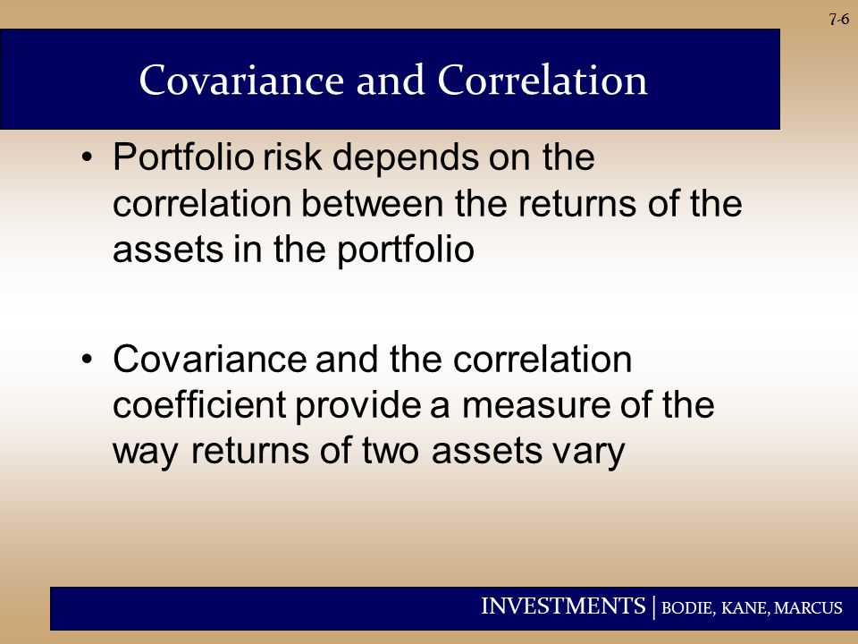 how to find the correlation coefficient between two stocks