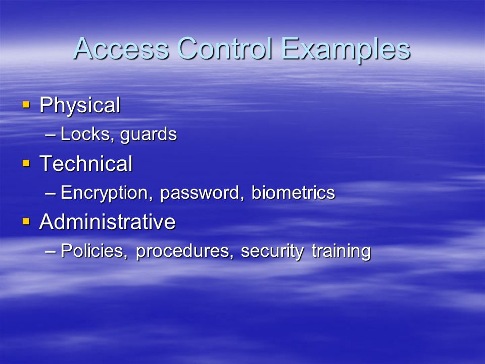 Information Systems Security - ppt download