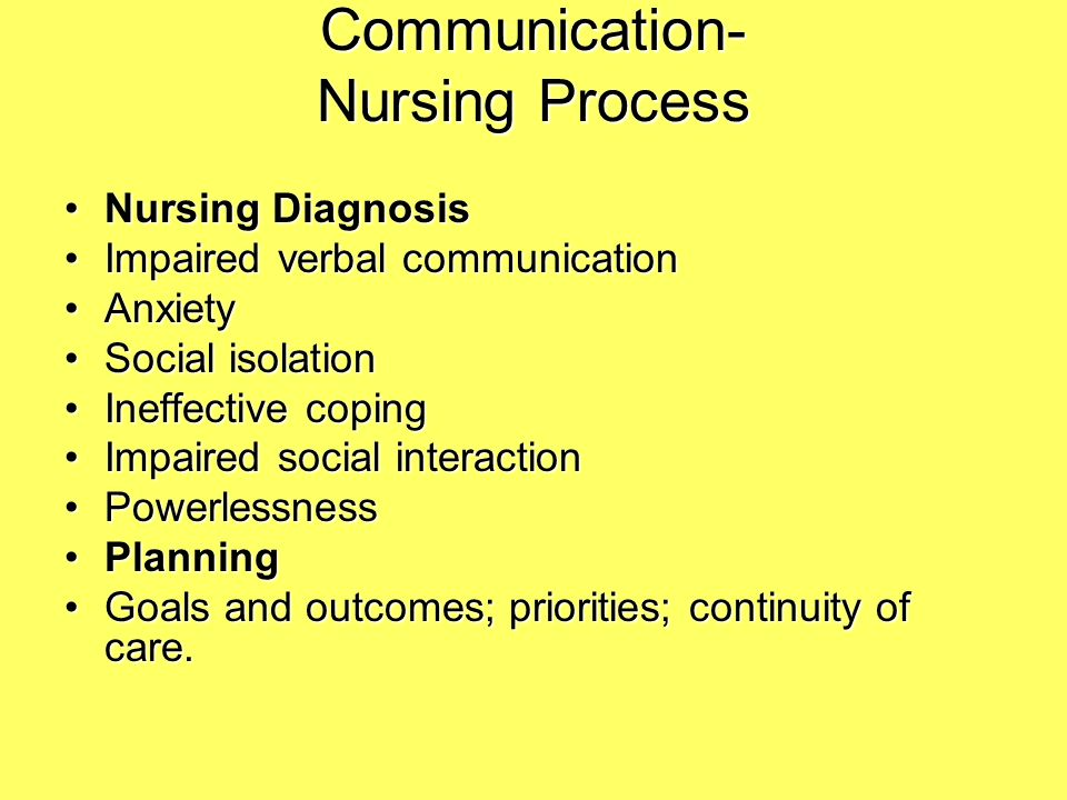 therapeutic nursing analysis The therapeutic relationship is also a fundamental component of nursing practice  and a  bell l, duffy a (2009) a concept analysis of nurse-patient trust.