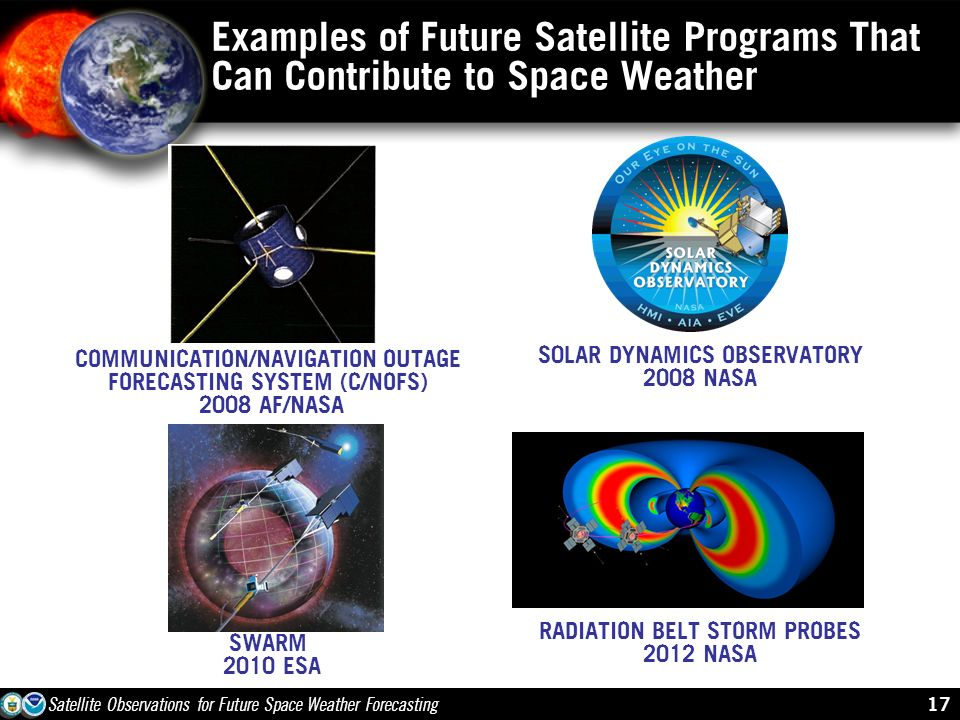 a forecast of the future of nasas space programs Subcommittee on energy hearing - the electric grid of the future   subcommittee on space hearing - an update on nasa exploration systems  development  environment subcommittee hearing - private sector weather  forecasting:.