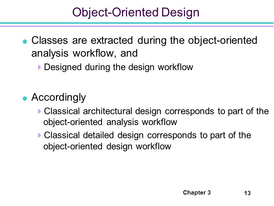 object oriented analysis and design pdf notes