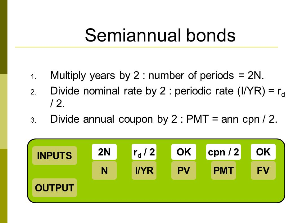 A zero coupon bond with a par value of 1 000 matures in 10 years