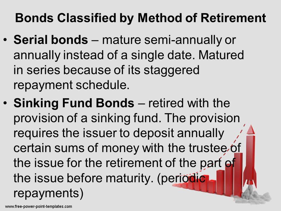 amortization and sinking fund