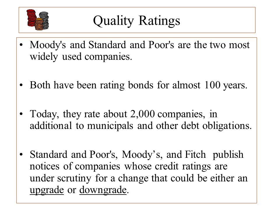 Corporate Debt Securities Ppt Download