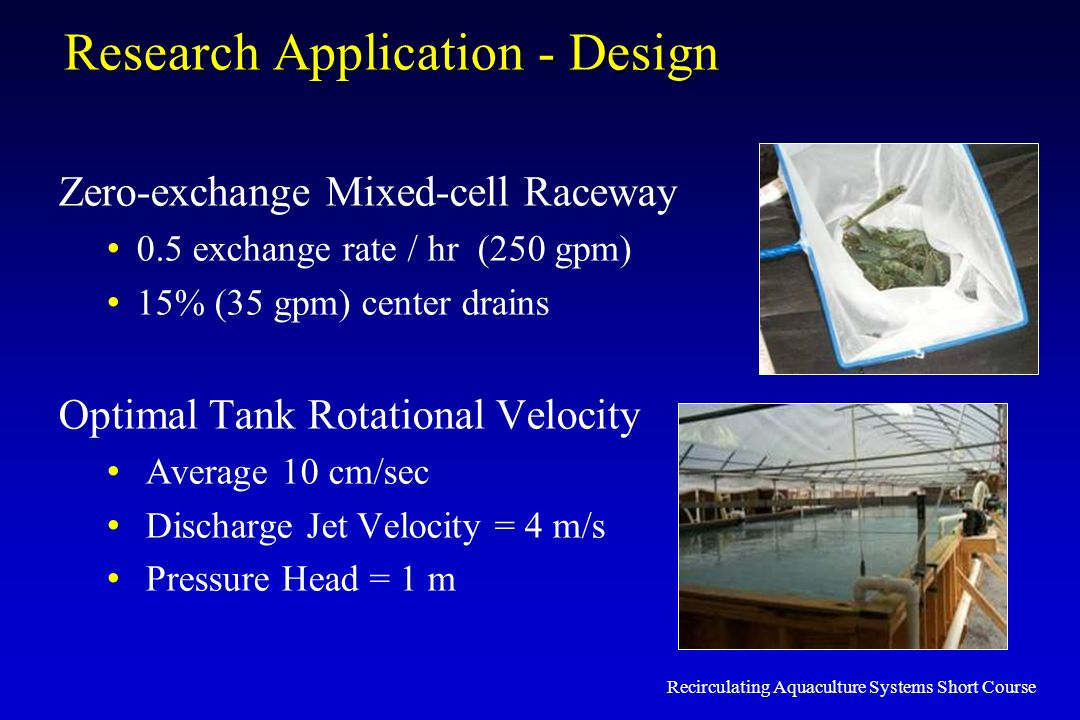 Research Application - Design