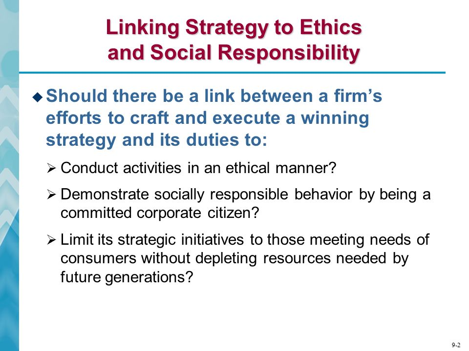 """general principles of corporate social responsibility with ge How well did ge comply with the """"general principles of corporate social responsibility"""" set forth in the section of that title in the chapter the main responsibility for corporations is making profit."""