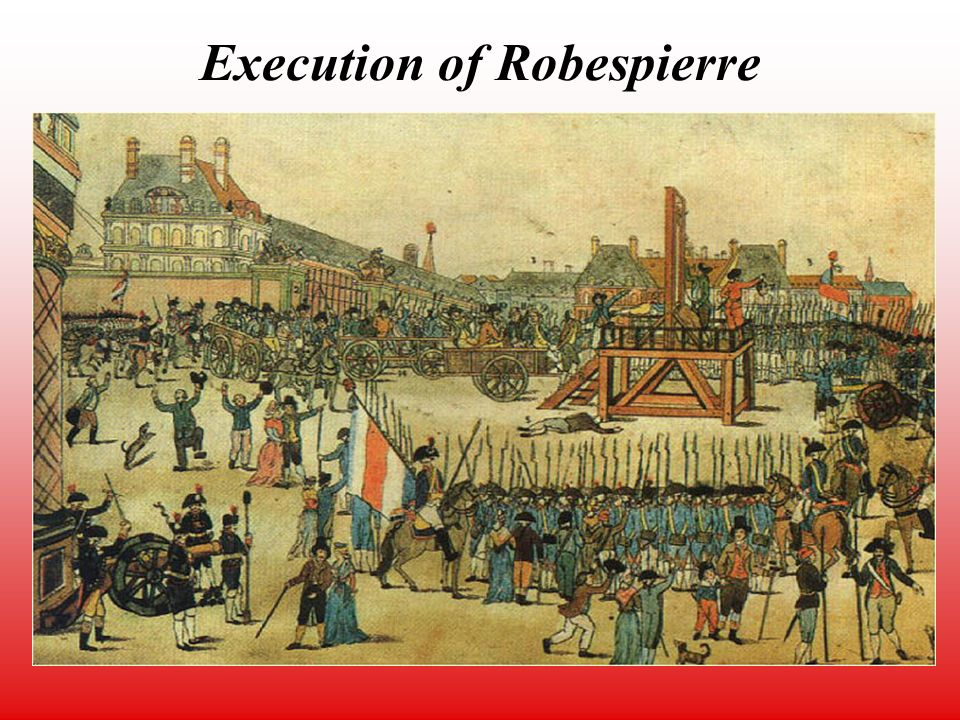 The French Revolution The French Revolution and the ...