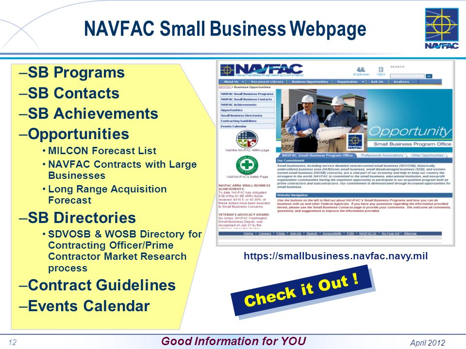 SAME Small Business Conference Norfolk VA Ppt