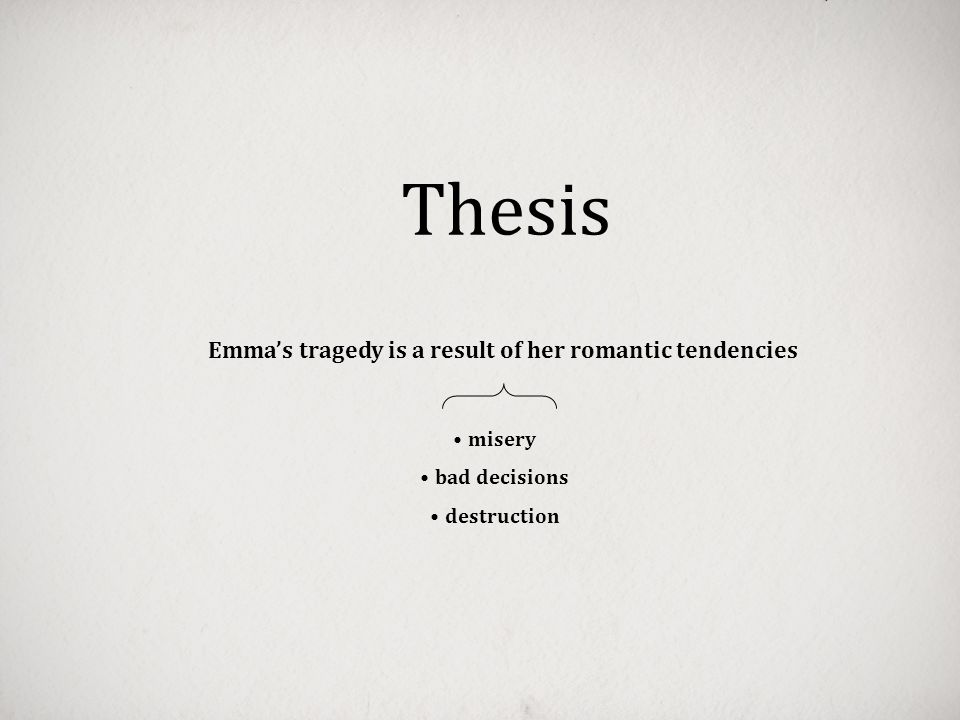 Professional Writing Services Toronto The Destruction Of Emma In Madame Bovary A Novel By Gustave Flaubert Book  Discussion Questions  What Is A Thesis Statement For An Essay also Compare Contrast Essay Papers The Destruction Of Emma In Madame Bovary A Novel By Gustave Flaubert  Proposal Essays