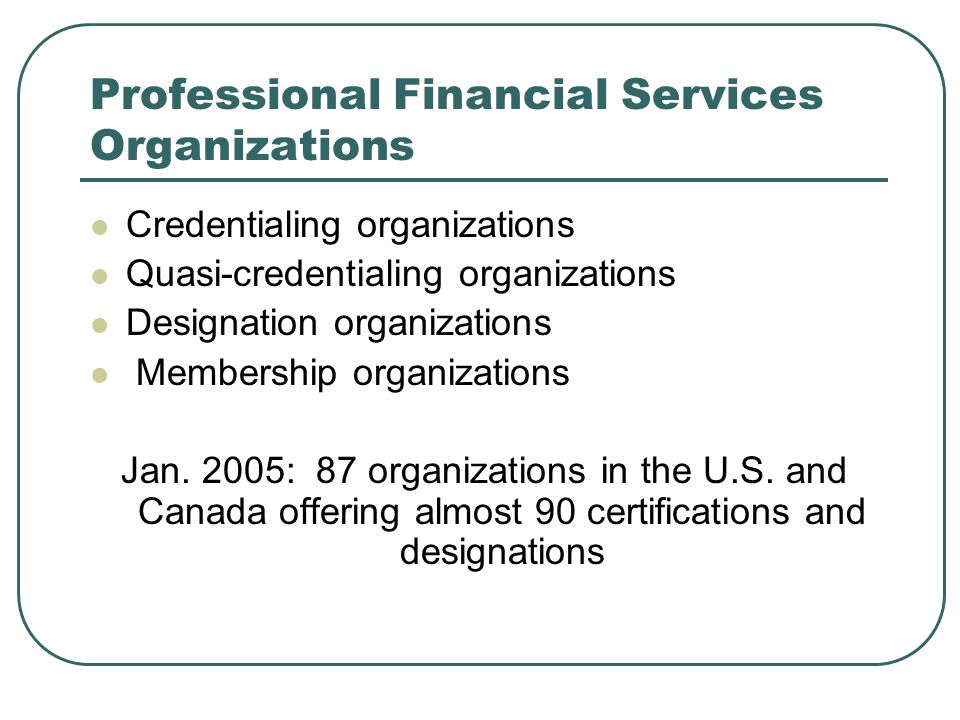 The Process Of Financial Planning Ppt Download