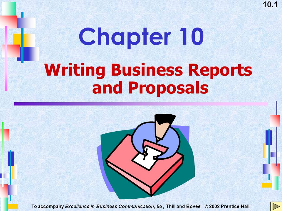 writing business proposals