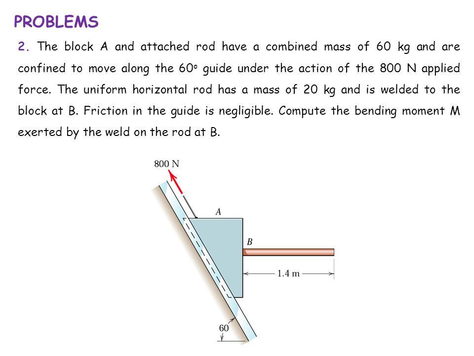 c o b a w 2 rad  s 2 m a 4 rad  s2 problems