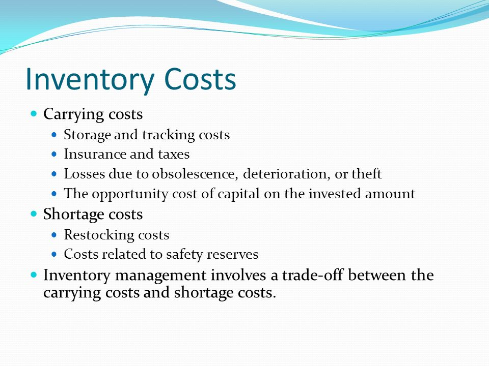 Current Assets Management Ppt Video Online Download