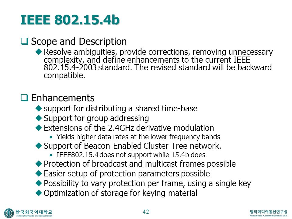 Ieee low rate wireless pan lr wpan ppt download for Ieee definition
