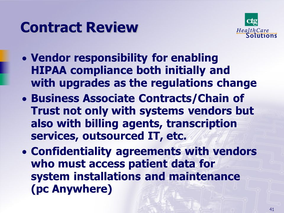 Hipaa'S Security Regulations - Ppt Video Online Download