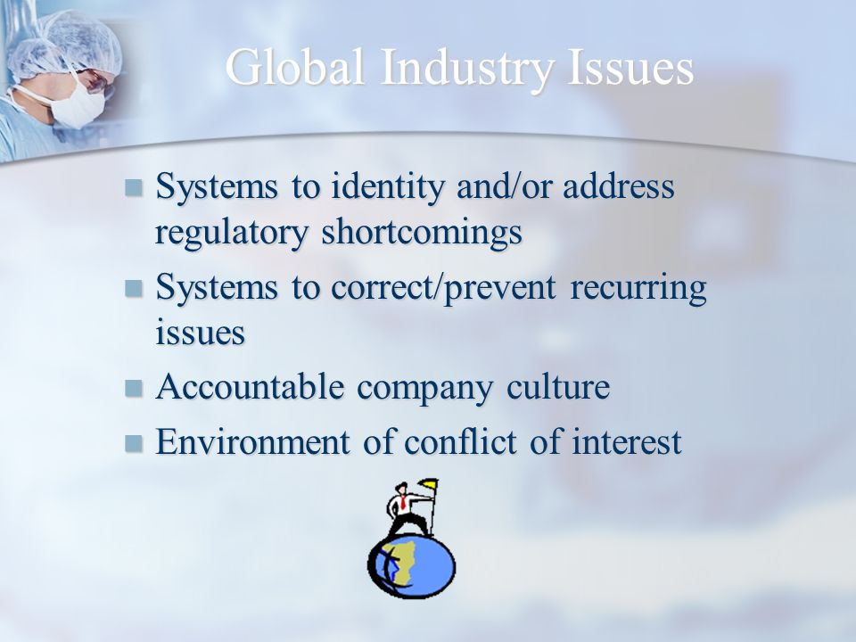 Global Industry Issues
