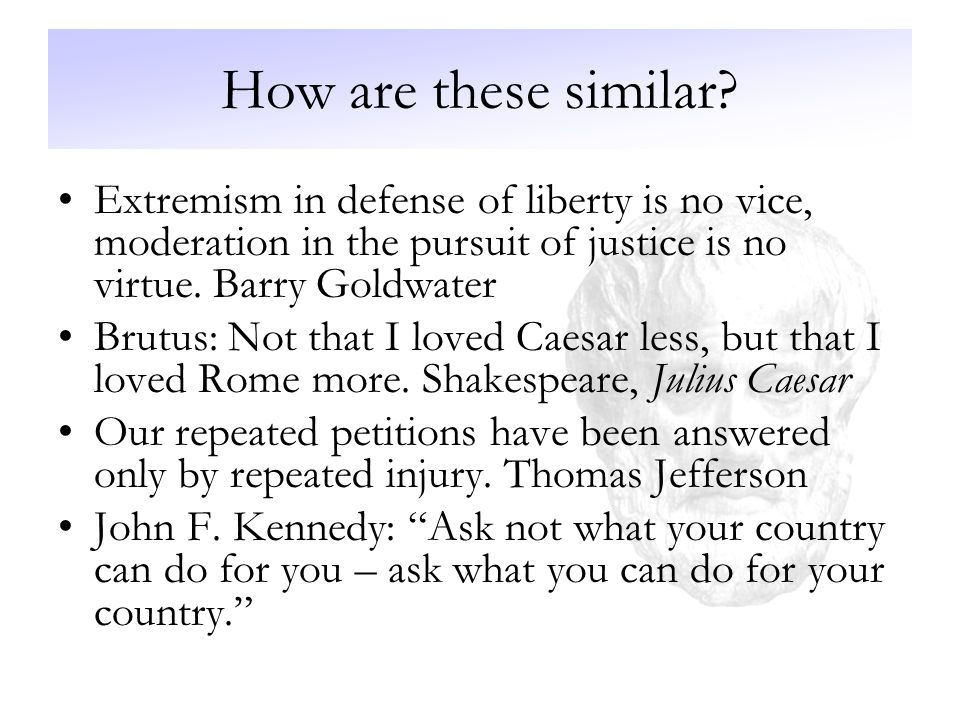 antithesis ask not what your country can do for you Ask not what your country can do for you -antithesis: not as a call to bear arms -ask us not what your country can do for you, ask what you can do for your.
