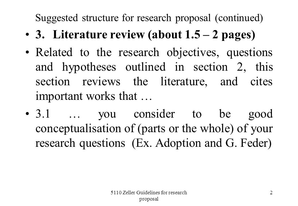 structure of a research proposal A research proposal should be viewed as  researched and how the researcher proposes to carry out the research 2 a good proposal is  proposal structure.