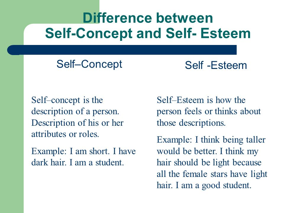 difference between self esteem and self In episode 705, pastor john discusses the love of self and self-esteem.