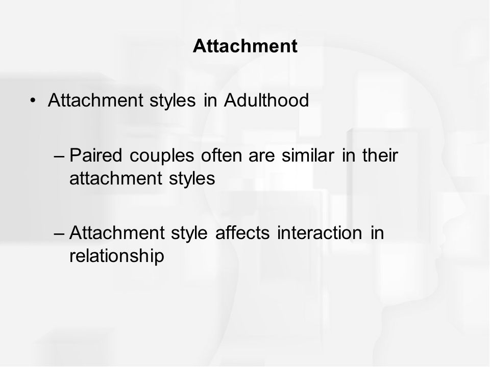 Adult attachment style and nonverbal closeness in dating couples