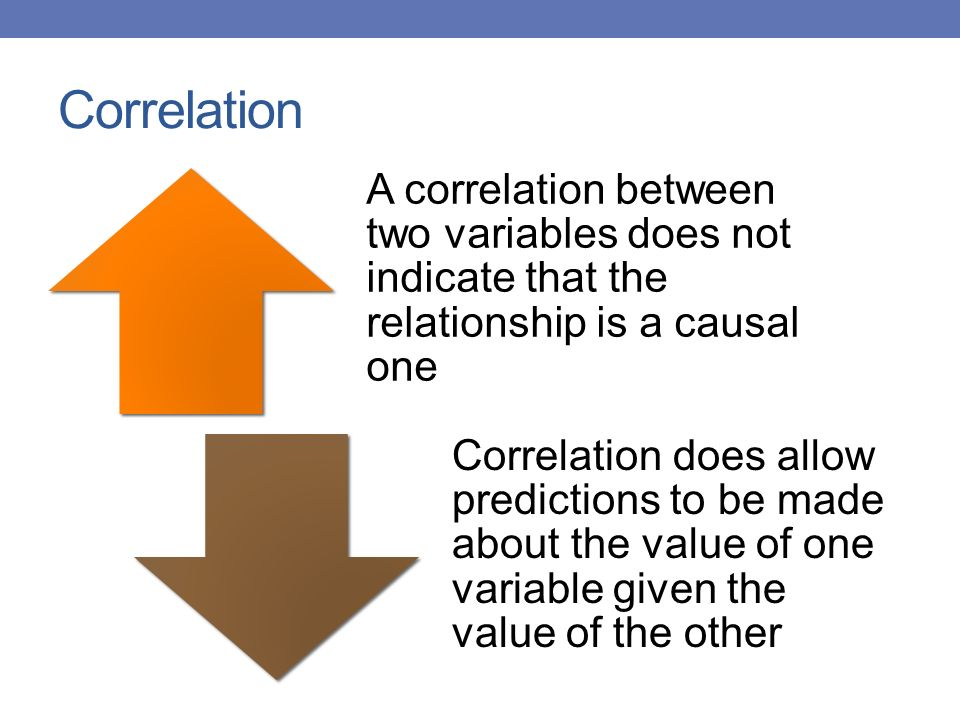 how to connect relationship between two variables