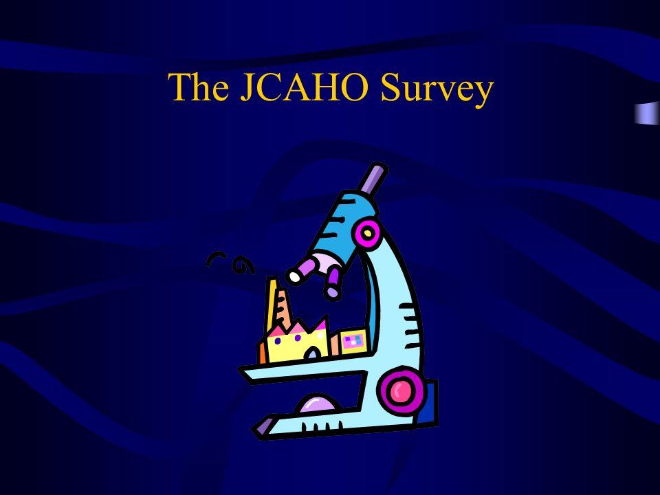 The JCAHO Survey