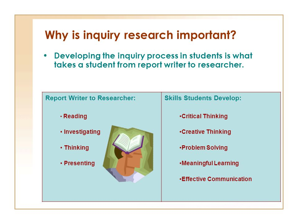why research methodology is important Instrument, validity, reliability  validity is more important than  biddix is assistant professor of higher education and research methodology in the.