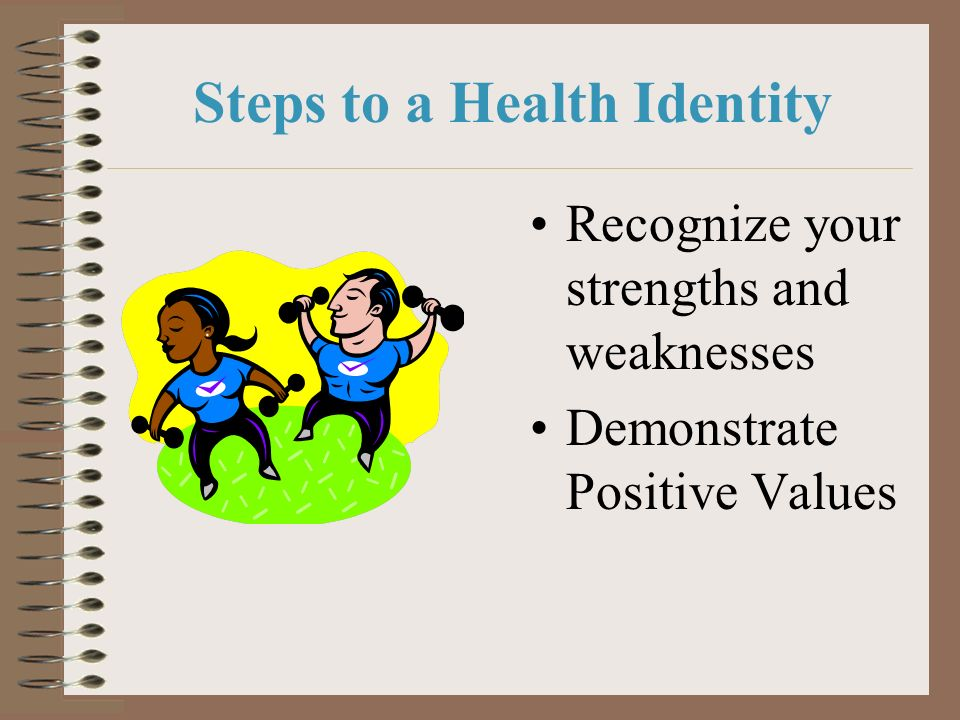 Steps to a Health Identity