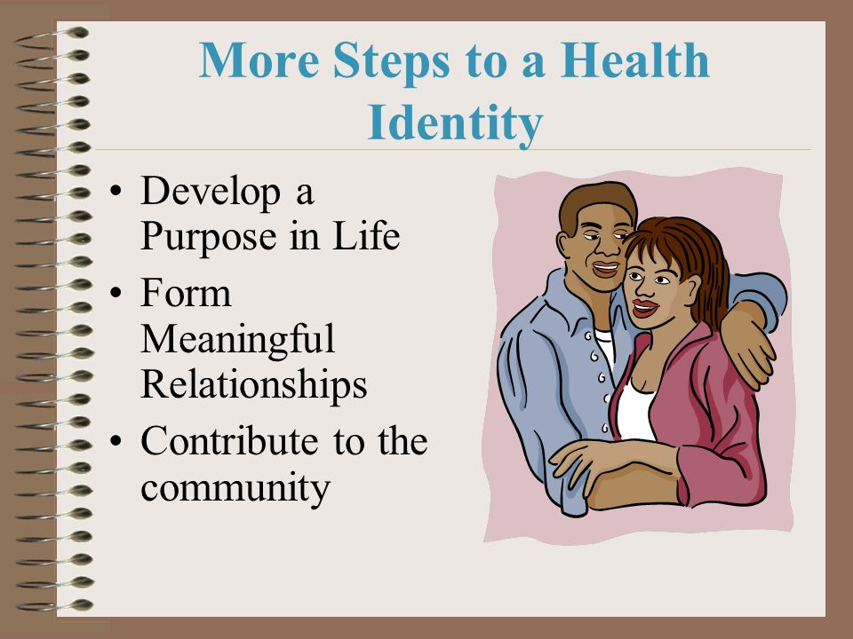 More Steps to a Health Identity