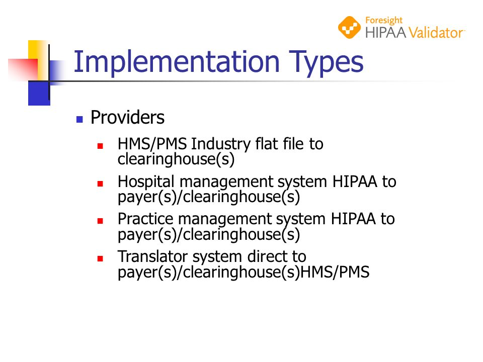 Implementation Types Providers