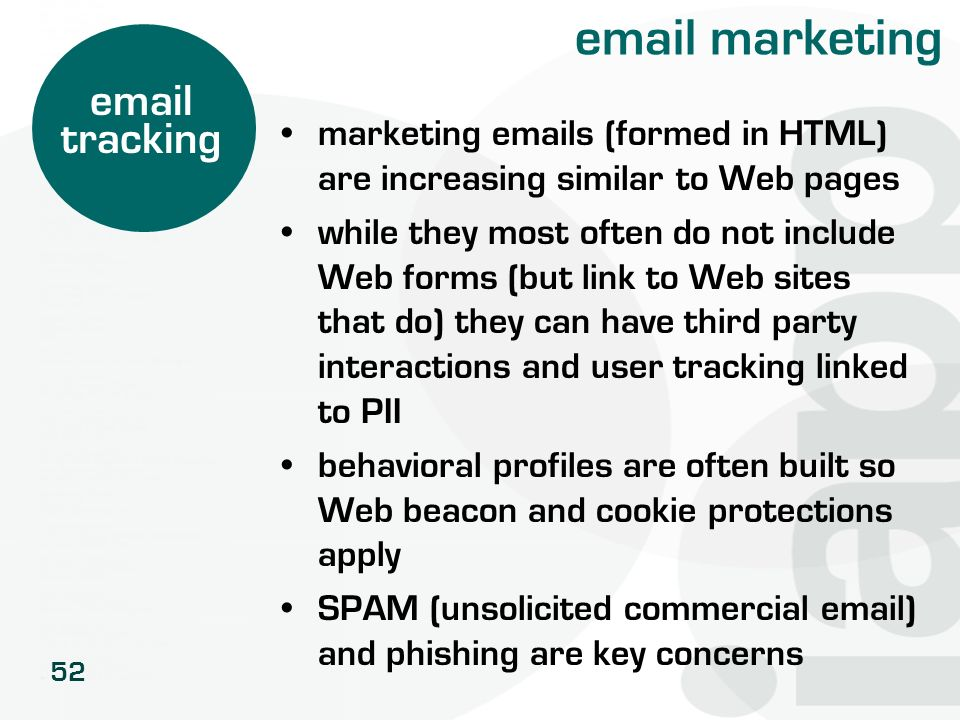 email marketing email tracking