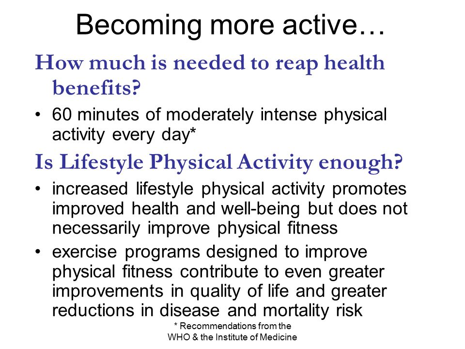 Nutrition for Physical Activity & Sport
