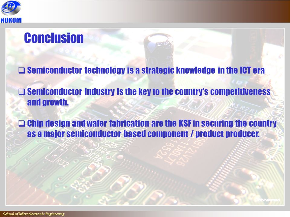 semiconductor in malaysia On semiconductor's total liability for any and all costs, damages, claims, indemnificable claims, or losses whatsoever arising out of or in connection with this agreement or products supplied by this agreement is limited to the aggregate amount paid by licensee to on semiconductor for the content to which losses or damages are claimed 8.