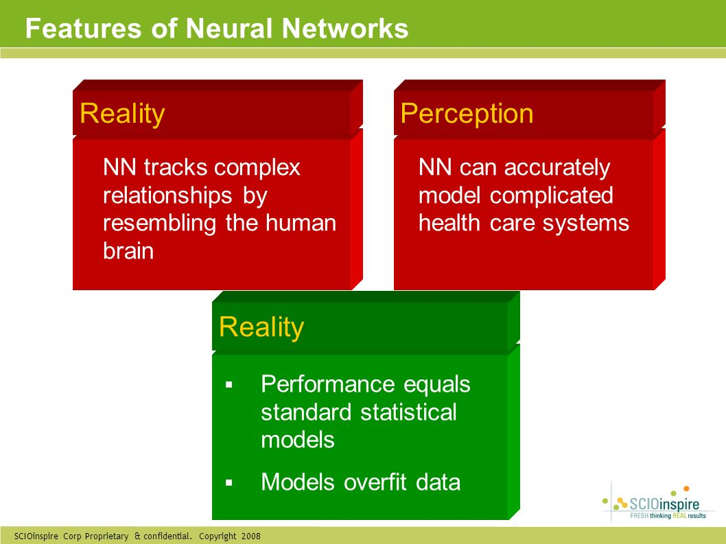 Features of Neural Networks