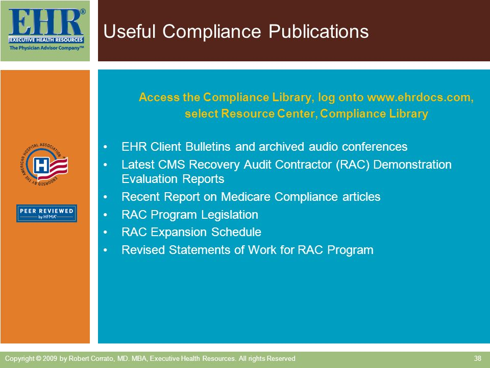 Useful Compliance Publications