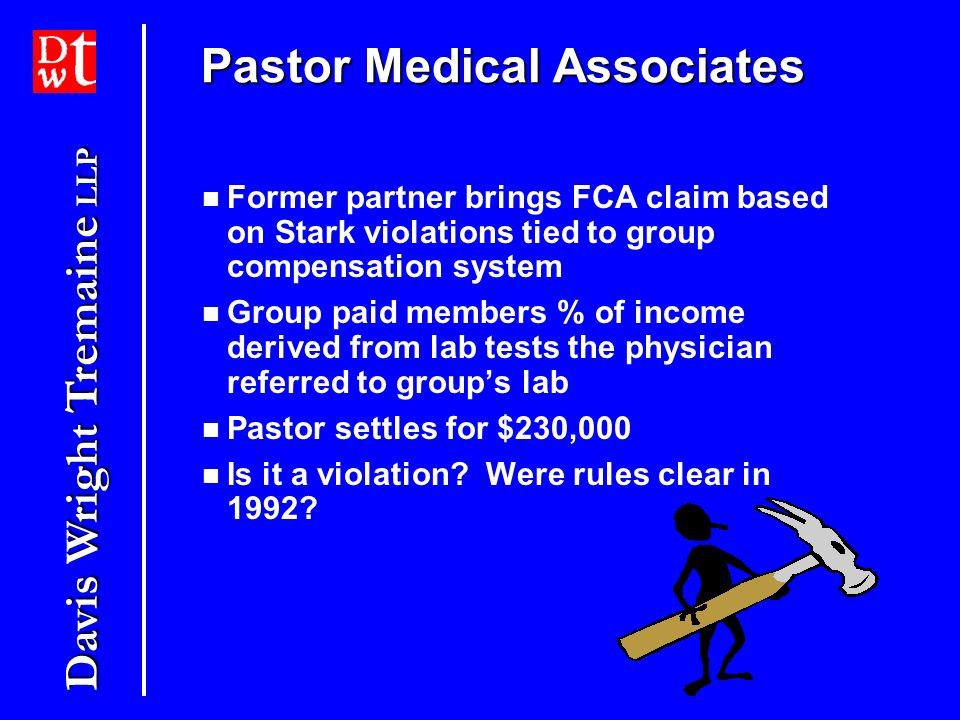 Pastor Medical Associates