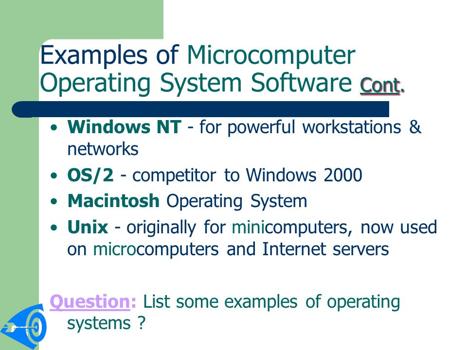 a comparison of windows nt and unix as an operating system These tables provide a comparison of operating systems, of computer devices, as  listing  because of the large number and variety of available linux distributions,  they are all grouped under a single entry see  operating systems  comparison of opensolaris distributions comparison of windows vista and  windows xp.