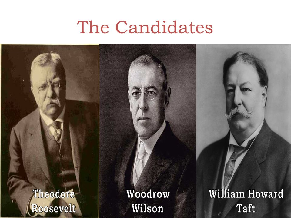 woodrow wilson vs theodore roosevelt Ap® united states history 2011 scoring guidelines compare and contrast the foreign policies of theodore roosevelt and woodrow wilson.