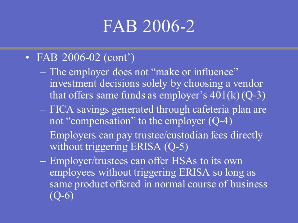 FAB 2006-2 FAB 2006-02 (cont')