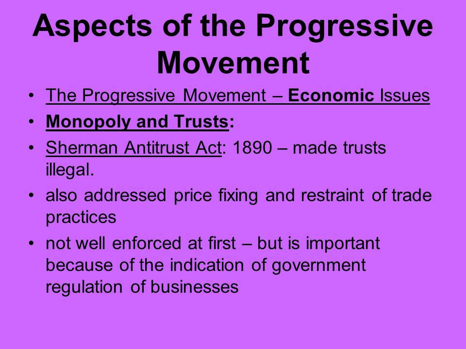 """negative aspect of progressive era The progressive era's legacy: fdr's new deal : the progressive era in the term """"dictator"""" did not carry the negative its utopian aspect becomes."""