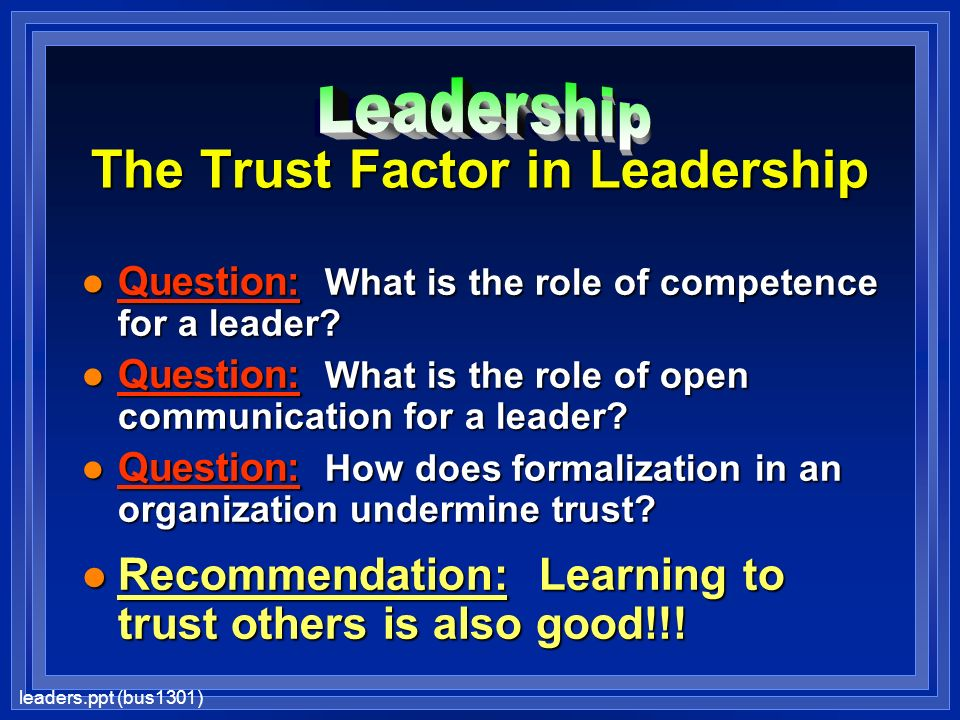 post heroic leadership Great man theory of leadership: one of the early notions of leadership, which is still popular in certain circle,  you must be logged in to post a comment.
