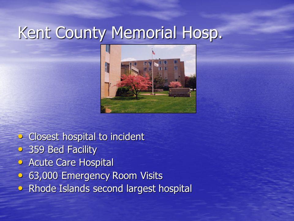 Kent County Memorial Hosp.