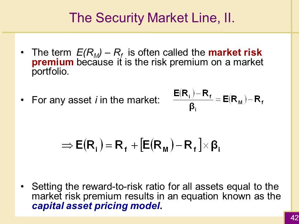 what is risk premium pdf