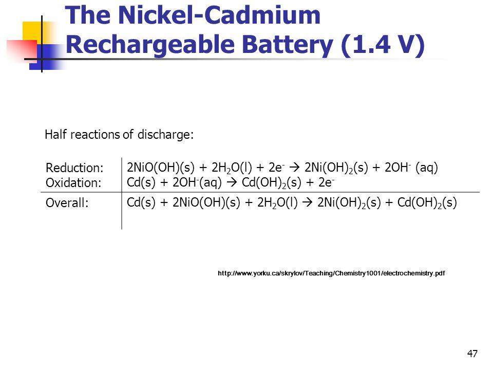 Redox reaction(氧化�...