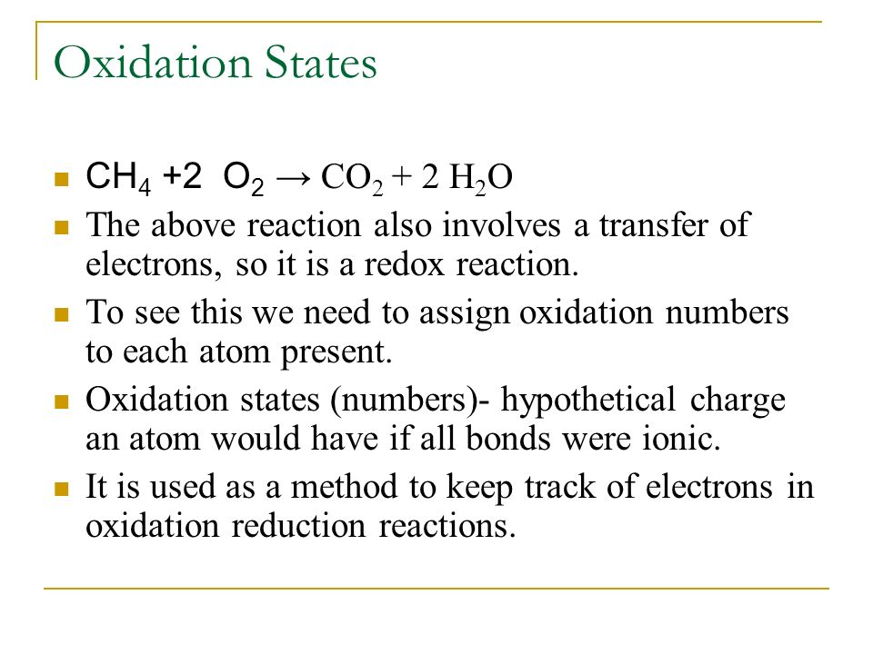 Oxidation-Reduction Reactions | Introductory Chemistry