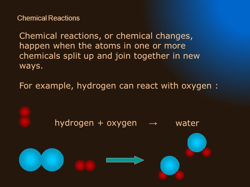 an analysis of the hydrogen fuel and the chemical reactions According to an analysis published yesterday in nature climate  what's more,  negative-energy hydrogen would yield byproducts that fight ocean acidification   meanwhile, a series of additional chemical reactions convert.