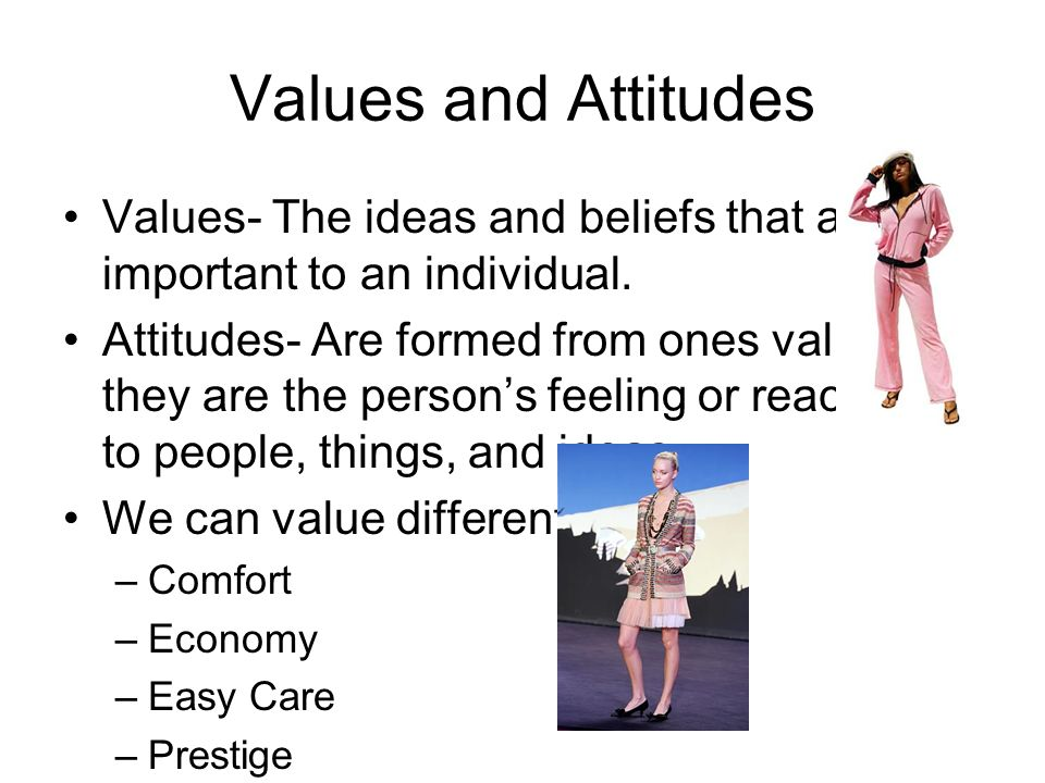 importance of ideas and values in life Company core values:  in this blog post we are going to discuss the importance of core values and why it is important  pursuing new creative ideas that have the.