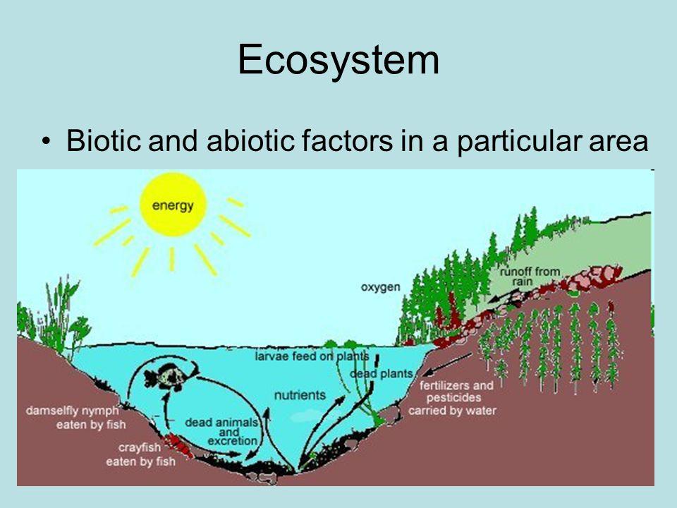 Is Water Biotic Or Abiotic Water Ionizer