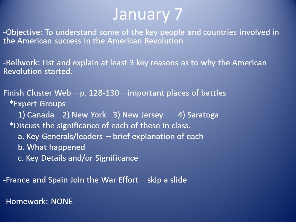 american revolution war battles list