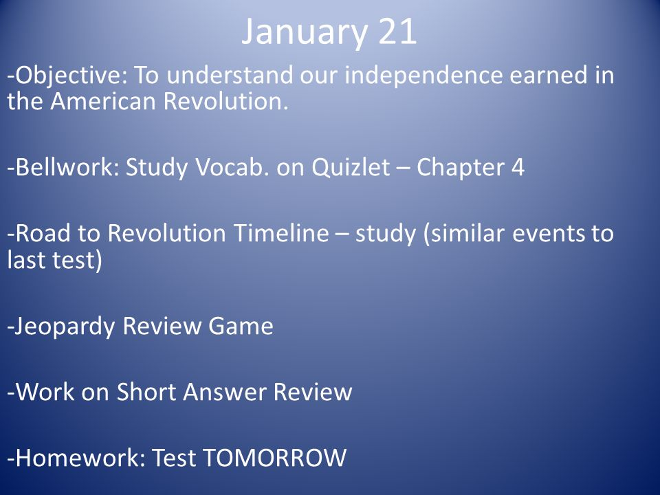 a discussion on the road towards the american revolution The american revolution and the institution of the american revolution is defined as the political turbulence that took place towards the end of eighteenth.